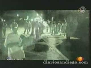 Cuarto video sobre la serie LOS REPORTEROS DE TELEVISA sobre la migración de personas hacia EE.UU.