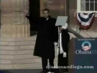 El senador consiguió asegurar su lugar en la historia y traspasar por primera vez la frontera racial, al convertirse en el 44 mandatario electo de EE.UU.