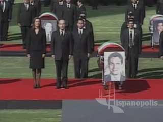 Muerte de funcionarios será esclarecida a fondo, dice Calderón; economía mundial entrará en recesión en 2009; Chabelo festejará 40 años de trayectoria.