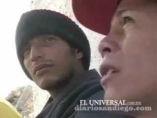 Los Zetas secuestran a migrantes centroamérica