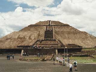 Tocadas en la cueva de Teotihuacan, Edo. de México. 2009