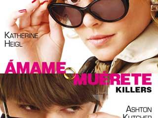 """Comedia de acción dirigida por Robert Luketic, director de 21 Blackjack protagonizada por una pareja de moda: Ashton Kutcher (What Heppens in Vegas) y Katherine Heigl (The Ugly Truth, 27 dresses, Grey's Anatomy).  Spencer Aimes (Ashton Kutcher) es un asesino a sueldo que decide abandonar su """"trabajo"""" cuando encuentra a la mujer de sus sueños (Katherine Heigl) y se casa con ella. Pero la felicidad dura poco, ya que han puesto precio a su cabeza. No sabe quién va tras él, pero sabe que son 5 asesinos y que podría ser cualquiera: sus vecinos, sus amigos... Spencer tendrá que hacer equipo con su mujer para averiguar quien es el misterioso personaje que quiere verle muerto antes de que los matones acaben con ellos….y con su matrimonio.   """"Jen y Spencer tienen una gran relación y realmente son buenos juntos: se aman, se divierten y se preocupan el uno por el otro"""", comenta Katherine Heigl, la actriz que interpreta a Jen Kornfeldt. """"Pero se presenta un gran shock cuando ella descubre que el hombre quien pensaba era un simple contratista ha matado a más de una docena de tipos. Realmente se molesta"""".  """"La película es sobre dos personas que se aman pero una de ellas guarda un secreto"""" explica la coestrella Ashton Kutcher. """"La película trata sobre la habilidad de coexistir y relacionarse cuando no existe otra realidad entre ellos, cuando no se dicen este es mi mundo y este es el tuyo""""  Al principio """"Amame o Muérete"""" fue concebida como un thriller de acción inspirada un poco en las películas de James Bond pero con una gran dosis de humor. """"Yo quería acción e intriga, donde hay persecuciones y la gente muere, pero también quería que el público se riera"""", comenta el co-escritor Bob DeRosa. """"Cuando pones gente con problemas reales en esta clase de acción, ellos naturalmente van a explotar, porque de otra forma la situación se convertiría en algo trágico y tenebroso"""".  Mientras el productor Scott Aversano supervisaba el desarrollo del guión, se dio cuenta que la relación entre Spen"""