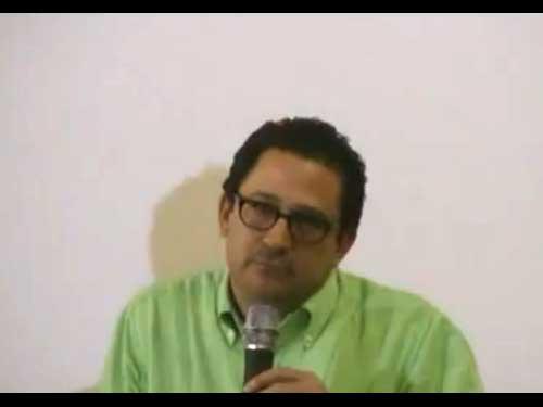 Aaron Margolis habla de las películas y la temática judía en el cine en general, además de comentarnos por qué esta ocasión no se pueden traer todas las grandes personalidades que un Festival Internacional de Cine Judio en México amerita.  www.forojudio.com como siempre estuvo presente y dialogó con el director de este FICJM.