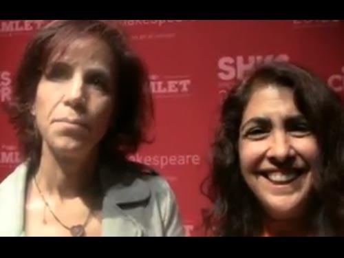 Entrevista exclusiva con Sharon Kleinberg, actriz, escritora y productora de Teatro.