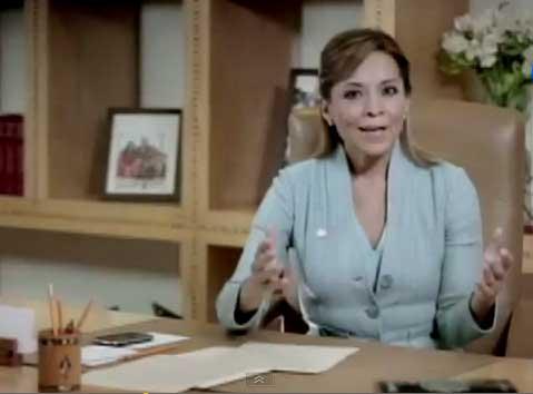 Spot Josefina Vázquez Mota elecciones presidenciales 2012
