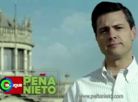 Spot Enrique Peña Nieto elecciones presidenciales 2012: Jalisco