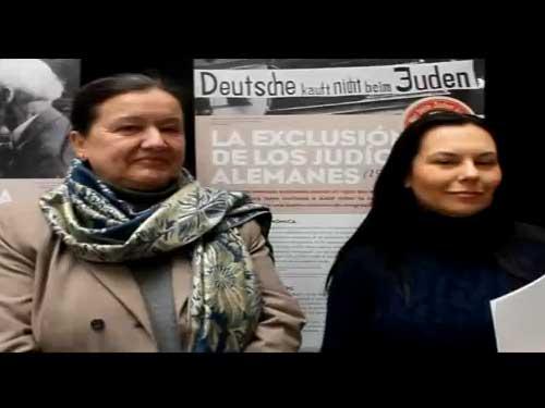 La ONU, el Senado de la República y la Universidad Anahuac presentan SHOA HOLOCAUSTO