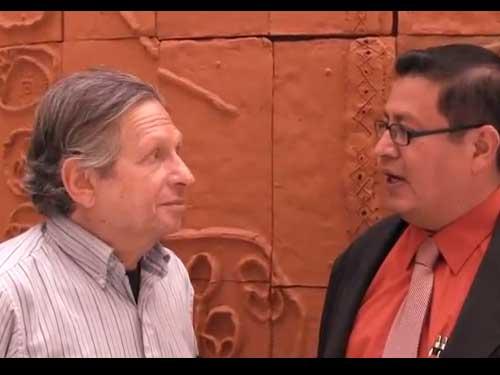 David Lach, nace en México D.F., el 26 de Junio de 1949. Lach ha participado en exposiciones individuales y colectivas en importantes ciudades del mundo como Madrid, Nueva York, Washington, Londres, París y por supuesto en la ciudad de México, así como en otros puntos de la República Mexicana, en las que ha presentado su extensa obra de más de 40 años de trayectoria artística.  Para leer mjs sobre David Lach, oprima aquí.