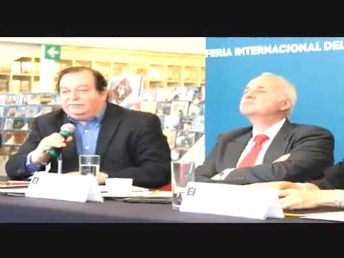 Pepe Gordon en la imaginaria de la FIL México e Israel