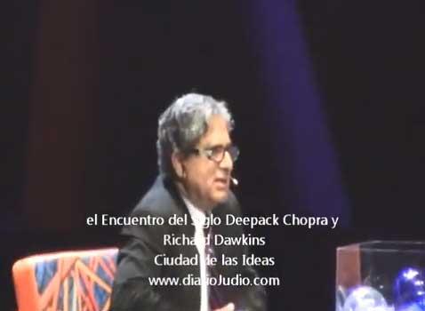 La religión ya sea católica, musulmán, budista, judía, cristiana o cualquier otra expresión de fe ¿son beneficiosas para la humanidad?, ¿son el opio de las personas? el problema no es la religión sino el fanatismo y la creencia ciega, o la solución real es la ciencia, el máximo teólogo Deepak Chopra y su antítesis y favorito de la Ciencia Richard Dawkins en un impactante debate sobre fe, religión, el Universo y el propósito de vida desde la Ciudad de las Ideas 2013.