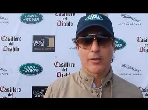 Así se vive la velocidad con Mario Domínguez en un Jaguar F-TYPE y su regreso a la Nascar
