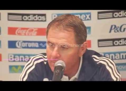 Entrevista con la selección de fútbol de Israel