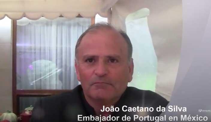 Portugal está de Moda CR7, Caixinia, Santos, Mourinho, arte en cerámica y más: Embajador de Portugal en México