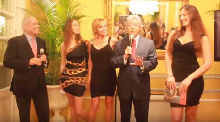 Sergio Sarmiento se deja seducir por tres bellas mujeres , ¡Tú déjate! Seducción en los Viajes 2