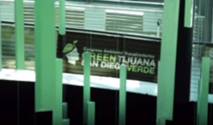 Congreso Ambiental Transfronterizo GREEN TIJUANA SAN DIEGO VERDE realizado el 28, 28 y 30 de Octubre en el museo interactivo El Trompo.