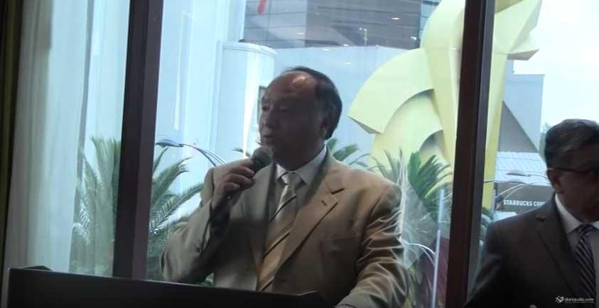 Pastor Felipe García, reconocimiento al Patronato del Premio Benito Juárez