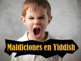 Maldiciones en Yiddish