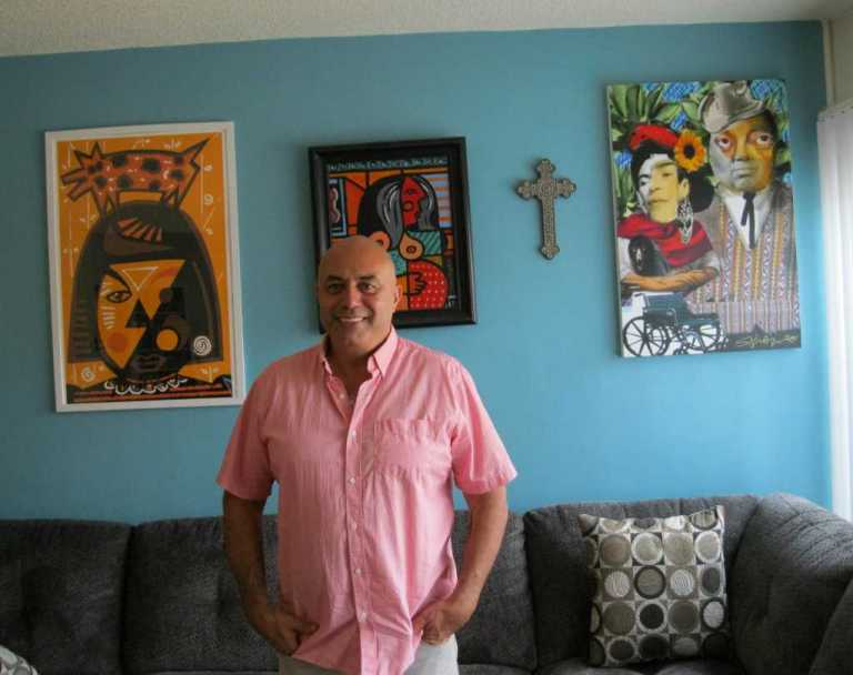 Herbert Siguenza: Melding Cultures