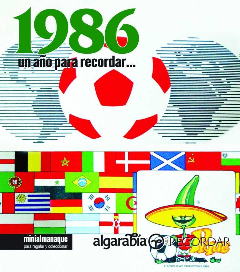 1986 Un año para recordar