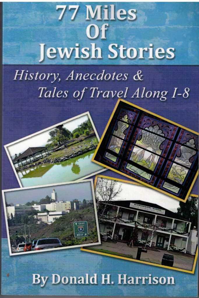 Finding Jewish Stories on Interstate 8