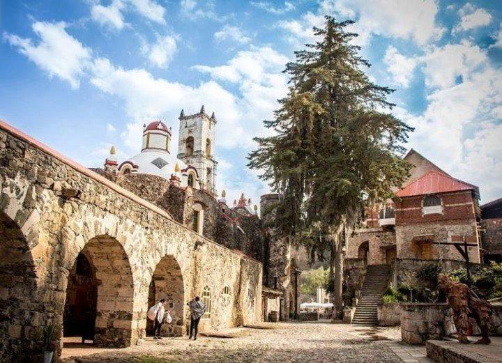 Huasca de Ocampo, en Hidalgo, es el primero en recibir el mote de pueblo mágico en México.