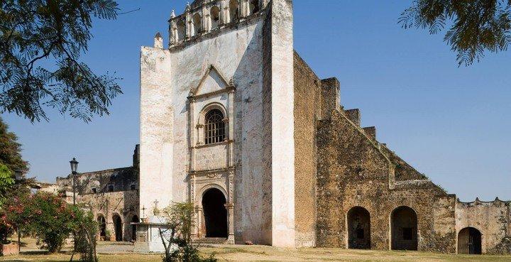 Tlayacapan fue nombrado como patrimonio de la humanidad por la UNESCO.